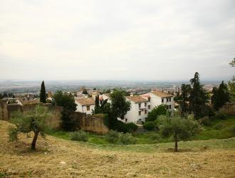 El Sacramonte y el Albaicín