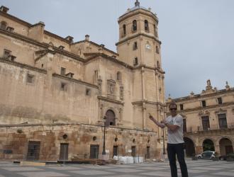 Colejiata San Patricio