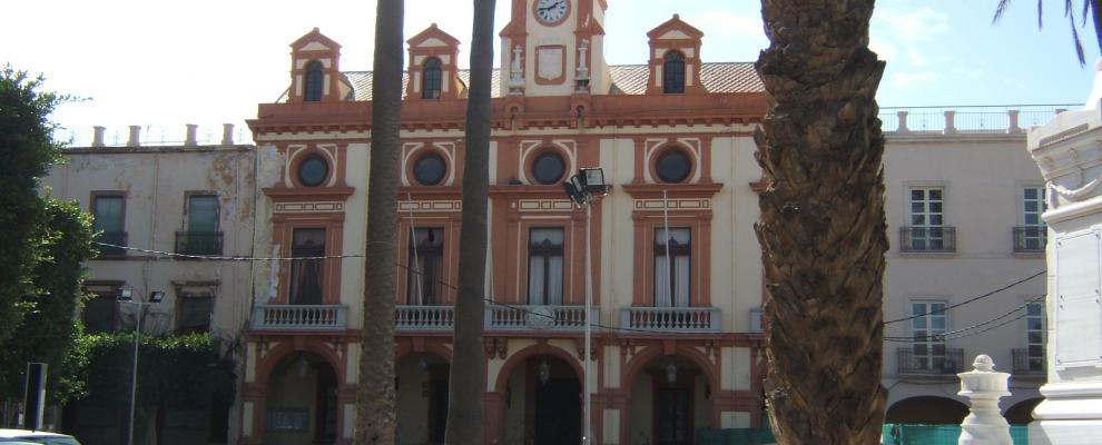 Baños Arabes Plaza Vieja Almeria:Plaza Vieja