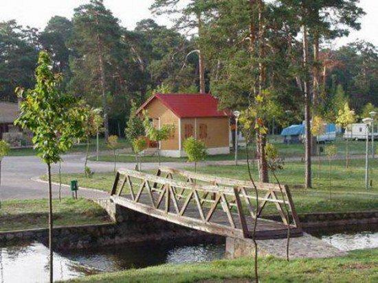 5 campings rurales razones para ir de acampada clubrural - Jardines puente cultural ...