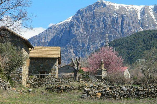 Casas rurales con barbacoa
