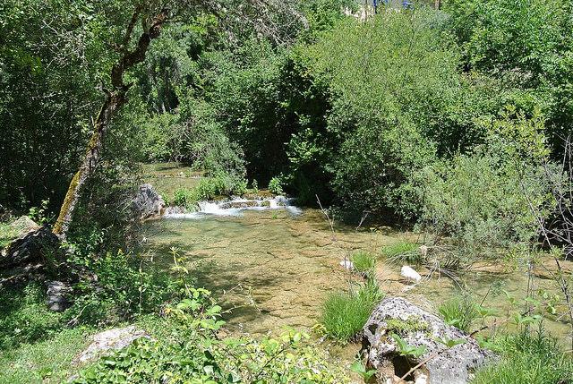 10 casas rurales para 10 bosques de oto o clubrural - Casas rurales nacimiento rio cuervo ...