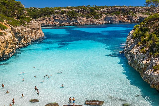 las mejores playas de las islas espanolas