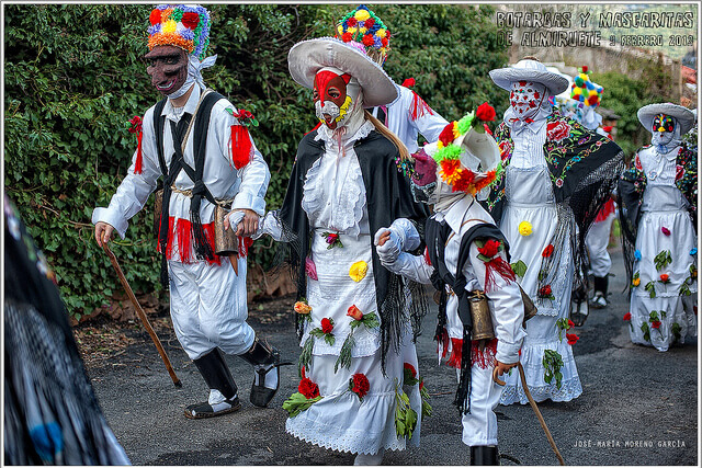 carnaval en almiruete