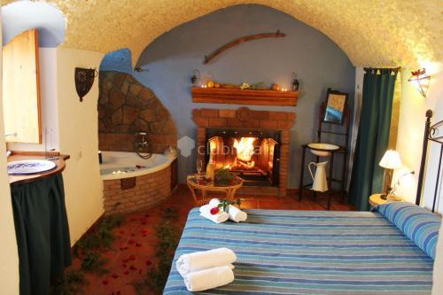 Casas rurales con jacuzzi en la habitaci n clubrural - Casas rurales con chimenea para dos personas ...