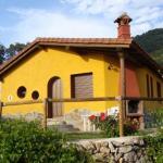 Casa 2-6 pax ( jardín )