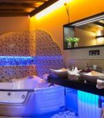 Habitacion Especial O'Agro con bañera hidromasaje
