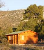 Cabaña pequeña