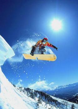 Snowboard Madrid