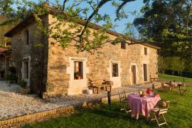 A Casa da Torre Branca casa rural en Santiago De Compostela (A Coruña)