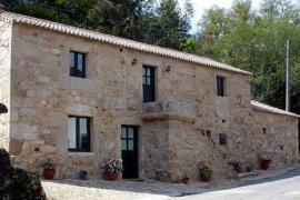 A Casa Do Patín casa rural en Boiro (A Coruña)