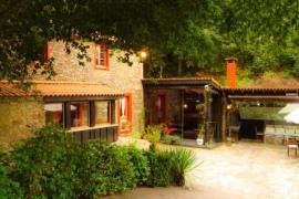 A Pontiga casa rural en Vilasantar (A Coruña)
