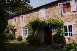 A Solaina casa rural en Arteixo (A Coruña)