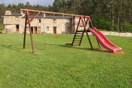 Apartamentos Turísticos O Plantío casa rural en Espasante (A Coruña)