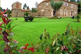 As Maroas casa rural en Carballo (A Coruña)