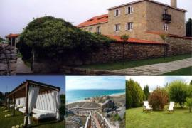 Casa Antigua de San José casa rural en Rianxo (A Coruña)