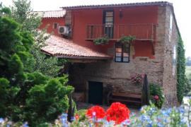 Casa Brandariz casa rural en Arzua (A Coruña)