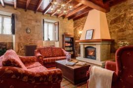 Casa Costoia casa rural en Ames (A Coruña)
