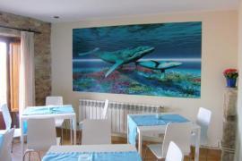 Casa da Balea casa rural en Corcubion (A Coruña)
