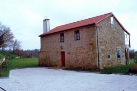 Casa da Estivada casa rural en A Baña (A Coruña)