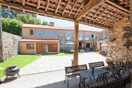 Casa de Entremuros casa rural en Carballo (A Coruña)