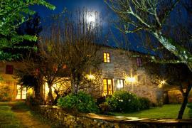 Casa De Graña Da Acea casa rural en Monfero (A Coruña)