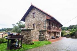 Casa de Sixto casa rural en Paderne (A Coruña)