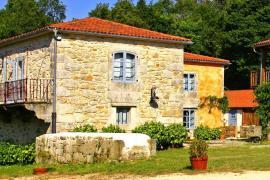 Casa do Castelo de Andrade casa rural en Pontedeume (A Coruña)