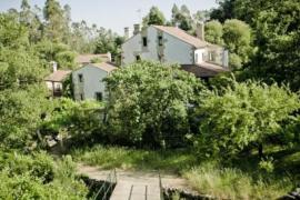 Entre Os Ríos casa rural en A Pobra Do Caramiñal (A Coruña)