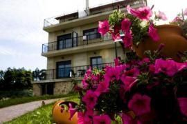 Hotel Rural Neixón casa rural en Boiro (A Coruña)
