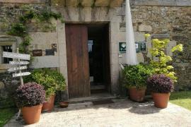 La Rectoral de Cines casa rural en Oza Dos Rios (A Coruña)