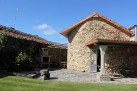 Lar San Adrián casa rural en Coristanco (A Coruña)