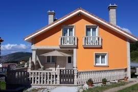 Mirador do Faro Touriñán  casa rural en Muxia (A Coruña)