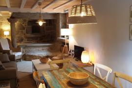 OLardoMar casa rural en Carnota (A Coruña)