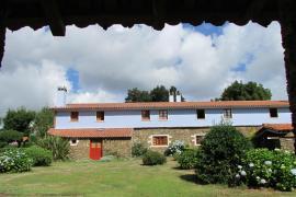 Os Caseiros da Painza casa rural en Arzua (A Coruña)
