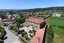 Pazo do Souto casa rural en Carballo (A Coruña)