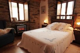 Penaquente casa rural en Ortigueira (A Coruña)