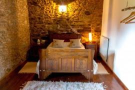 Terra Meiga-Casa Curros casa rural en Santiso (A Coruña)