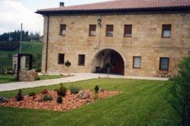 Caserio Etxebarri casa rural en Villarreal ( Legutiano ) (Álava)