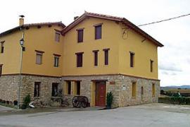 Araiko Etxea casa rural en Tuyo (Álava)