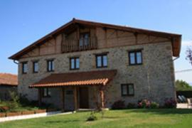 Behitegi casa rural en Etxabarri ( Ibiña ) (Álava)