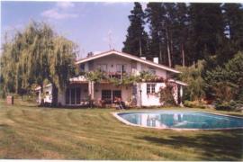 Casa Rural Usko casa rural en Lezama (Álava)