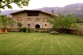 Caserio Maribel casa rural en Kuartango (Álava)