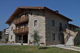 Mendiko Baserria  casa rural en Amurrio (Álava)