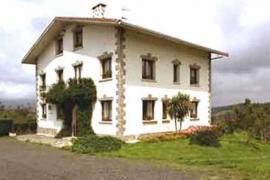 Olaskoaga - Goikoa casa rural en Aia (Guipuzcoa)
