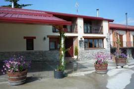Zaballa casa rural en Iruña De Oca (Álava)