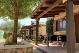 Cabañas El Acuifero casa rural en Ossa De Montiel (Albacete)