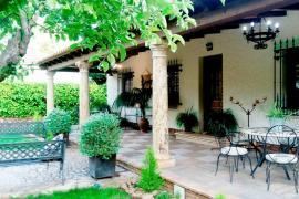 Casa Rural La Noguera casa rural en Ossa De Montiel (Albacete)