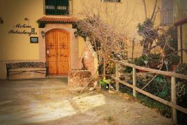 Molino Pataslargas casa rural en Cotillas (Albacete)