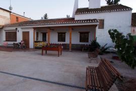 Corral de los Niños casa rural en Hoya Gonzalo (Albacete)